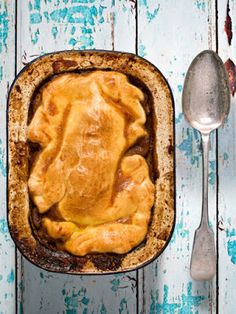 A steak pie recipe! The Mysterious Ink Spot: Steak Pie, a Benefit of Being British by Marriage Steak Pie Recipe, Pie Recipes, Benefit, Marriage, British, Desserts, Food, Mysterious, Kiss