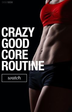 Here is a routine to get your abs in shape by summer! WATCH our video!