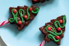 40x vánoční cukroví | Apetitonline.cz Czech Recipes, Gingerbread Cookies, Birthday Candles, Sugar, Menu, Desserts, Food, Drink, Kitchen
