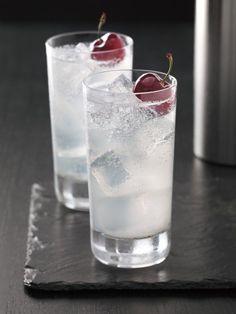 Cherry Slice Vodka Cocktail Recipe