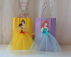 10 Pieces Disney Princess Birthday Goody by rizastouchofflair