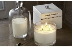 luxury home fragrance candles