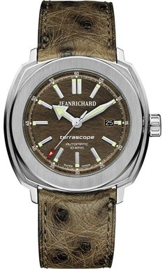 Jean Richard Terrascope Bronze Dial #JeanRichard #TerraScope #WatchConnection #Watches #Professional #Ican #DailyWatch #WatchOfTheDay #Inspiration #classy #wristwatch #RealSmartWatch #PhotoOfTheDay #Love #instagood #me #luxury #success #MenWithStyle #WatchPorn #MensFashion #MensWatch #CostaMesa #OrangeCountyCa