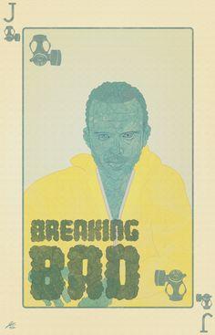 Breaking Bad art (el comodín).