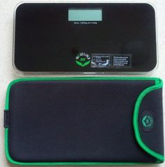 """NewlineNY Black Mini Bathroom Scale + Travel Slip Case SBB-0718MBK+101BG by NewlineNY. Save 57 Off!. $25.95. Capacity: 400 lbs / 180 kg, measurement in increments .2 lbs,  *** Scale must be placed on flat & hard floor for accurate weight; it will not work right on carpet or rug.. SENSE ON Technology, No more tapping scale to turn on. Step on and get instant readings!. Sleeve Dimensions: 13.25"""" L x 7.5""""W x 0.3""""D; Flip cover with nylon Velcro to hold the scale within the case with easy..."""