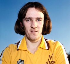 WILLIE PETTIGREW MOTHERWELL Football Cards, Football Players, English Football League, Everton Fc, Kicks, 1970s, Sportswear, Clock, Game