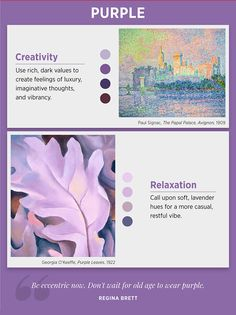Colours and Emotions Meaning color psychology feelings - famous-artists - Sadness Color Psychology Test, Psychology Meaning, Art Psychology, Color Meaning Personality, Purple Meaning, Meaning Of Colors, Favorite Color Meaning, Color Symbolism, Colors And Emotions