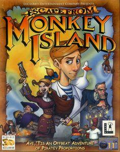 Retro Game Hoody Cool Jacket Tops Factories And Mines Print Sweatshirt Men Guybrush Threepwood Hoody Pixel Secret Of Monkey Island 8 Bit