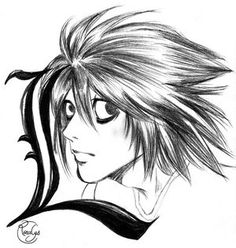 L / Death Note