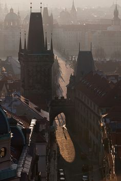 Prague, Czech Republic  (by ajwro)