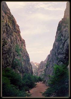 Velika Paklenica Canyon, Starigrad - Paklenica, Croatia Copyright: Jozef Zbigniew Napora