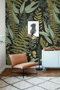 Een volledig botanische print op je muur - Meubeltrack blog