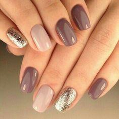 New Shellac Pedicure Winter Nailart Ideas - Nail Style Manicure Nail Designs, Fall Nail Art Designs, Short Nail Designs, Nail Manicure, My Nails, Nails Design, Heart Nails, Shellac Designs, Nail Polishes