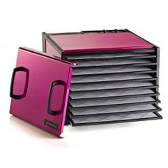 Excalibur Food Dehydrators are made in the USA. I love mine!