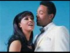 Marvin Gaye with Tammi Terrell You're all I need to get by - YouTube