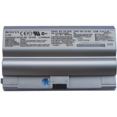 Sony VGP-BPL8A battery * VGP-BPL8A adapter