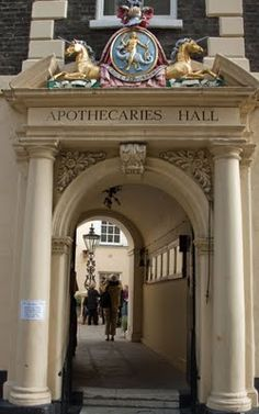 Apothecaries Hall, London.Brought to you by Cookies In Bloom and Hannah's Caramel Apples www.cookiesinbloom.com www.hannahscaramelapples.com