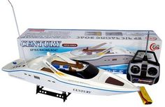30 RC SYMA Century Boat Radio Remote Control R/C Racing Yacht with Display Stand $43.12