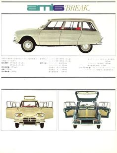 Ami – Eiris S – Join in the world of pin Citroen Ds, Moto Guzzi, Automobile, Good Drive, Beach Cars, Car Brochure, Car Posters, Japanese Cars, Cars And Motorcycles