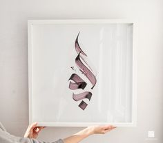 What we call love? Arabic Calligraphy Art, Calligraphy Letters, Tattos, Typo, Turning, Beautiful Things, Henna, How To Find Out, Reflection
