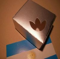 ... 2cm Cut-out Lotus window boxes handmade soap packaging gift boxes