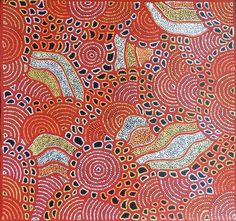 """""""My Country"""" Nellie Marks Nakamarra"""