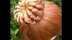 Прически - Прическа на 8 Марта На Длинные И Средние Волосы в Домашних Условиях…