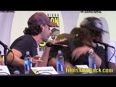 The Walking Dead: Andrew Lincoln's Attempt To Glitter Bomb Norman Reedus Backfires