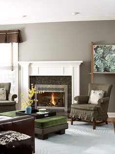WINTERIZING YOUR HOME: 15 Ways to Prepare Your Home for Winter (bhg)    From general fireplace maintenance to the furnace inspection, find out what you need to do in order to properly prepare your home for winter.