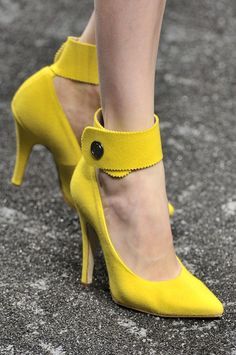 You have to have a yellow pair as well.