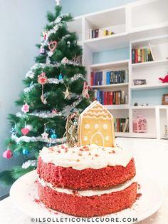 Red velvet cake Velvet Cake, Red Velvet, Birthday Cake, Desserts, Food, American Pie, Party, Tailgate Desserts, Deserts