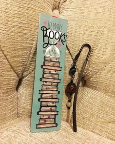 Life is a Book: bookmark