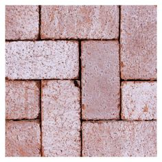 Brick Discover Mission Split 8 in. x 4 in. Tumbled Clay Cabrillo - The Home Depot Mission Split 8 in. x 4 in.