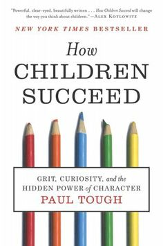 Local Levo Leader Book Recommendation | How Children Succeed #read One of my favorites. Paul Tough also wrote Whatever It Takes about Harlem Children's Zone. Great book.