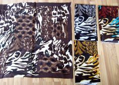 Square scarf, size-86X86cm, Fabric is made by 100% silk twill.  MOQ: 200pcs per color.