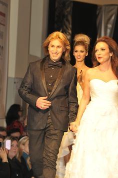 MICHALIS MANIATIS in Bridal Week