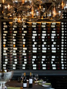 laV Restaurant & Wine Bar in Austin, TX - 7,000 wines on their menu!