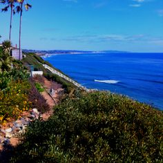 Encinitas CA- this is the town my boyfriend lives in! Will be going there next month!