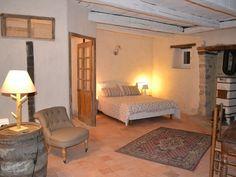 Location vacances maison La Bocanniere: Chambre au rez de chaussée