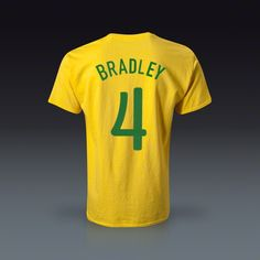 COM is the best soccer store for all of your soccer gear needs. Shop for soccer cleats and shoes, replica soccer jerseys, soccer balls, team uniforms, goalkeeper gloves and more. Soccer Gear, Soccer Cleats, Brazil T Shirt, Michael Bradley, Clint Dempsey, Soccer Store, Team Uniforms, Goalkeeper, Mens Tops