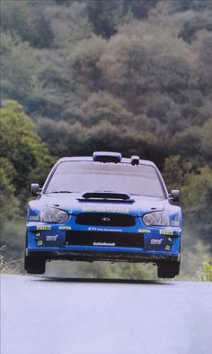 Subaru Style Colours WRC STI WRX Rally Impreza Colours Paracord Keyring Keychain