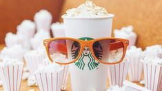 Pumpkin Spice Latte Is Back At Starbucks, It's Officially Autumn Happy Elephant, Best Funny Pictures, Funny Pics, Minions Quotes, Pumpkin Spice Latte, Fun Projects, Starbucks, Broken Relationships, Cosplay