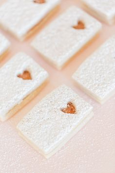 Love Letter Cookies by LaurenConrad.com