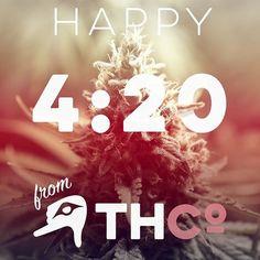 Wishing each of you a #happy and #safe #420! #FourTwenty #THCo #TurnagainHerbCo #GirdwoodTHC #marijuana #cannabis #mmj #EndProhibition #420