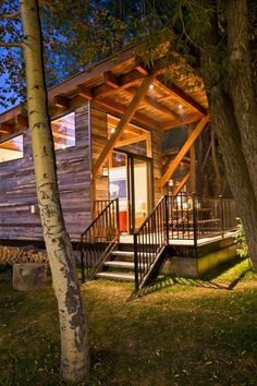 The Wedge 400 Sq. Ft. Cabin by Wheelhaus Photo