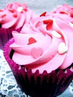 pink cupcake! #brayola