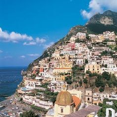 Amalfi Coast - possible honeymoon spot