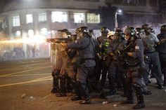 The business hub of Brazil, Sao Paulo experienced another night of violence and destruction