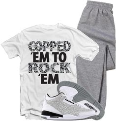 """COPPED 'EM TO ROCK 'EM"" by mindlesslyamazing-143 ❤ liked on Polyvore"