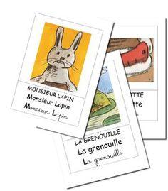Bon appétit Monsieur Lapin!